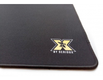 Mouse pad gaming X by Serioux, Orren Control, compatibilitate senzori optici si laser, material textil