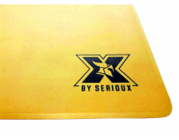 Mouse pad gaming X by Serioux, Orrin, compatibilitate senzori optici si laser, material silicon, rezistent