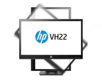 "Monitor 21.5"" HP VH22, LED, TN, FHD 1920x1080, 16:9, 5 ms, 250 cd/m², 1000:1 static / 5000000:1 dinamic,"