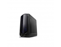 Carcasa Spire X2 SPITZER 22 Window, fara sursa, Mini Tower, mATX, 1xUSB2.0, 2xUSB3.0, vent. inclus: