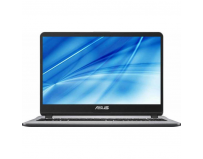 Laptop Asus X507UA-EJ407, 15.6 FHD (1920X1080) Ultra slim, Antiglare (mat), Intel Core I3-7020U (3M