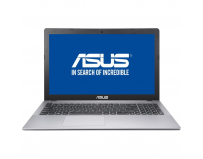 Laptop Asus X550VX-XX015D, 15.6 HD (1366x768), glare, LED-backlit, Intel Core i5-6300HQ (2.3GHz, up