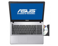 Laptop Asus X550VX-XX289D, 15.6 HD (1366X768) LED-Backlit, Glare (lucios), Intel Core i7-6700HQ (2.6GHz,