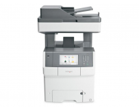Multifunctional laser color Lexmark X748de, Dimensiune: A4, Viteza 33/33 ppm, Print/ Copy/ Scan/ Fax