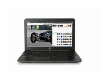 Laptop HP Zbook 15 G4, 15.6 inch LED FHD Anti-Glare (1920x1080), Intel Core i7-7700HQ Quad Core (2.8GHz,