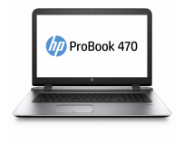 Laptop HP ProBook 470 G4, 17.3 inch LED FHD Anti-Glare (1920x1080), Intel Core i7-7500U (2.7GHz, up