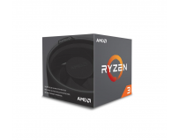 Procesor AMD Ryzen 3 1200 YD1200BBAEBOX, Frequency: 3100 MHz, Socket AM4, 65 Watt, 64 bit, 4 Cores