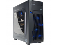 Carcasa Zalman, Middle Tower, Z1 NEO, No PSU, ATX/mATX, vent incluse:fata 1*120mm, tavan 1*120mm, lateral