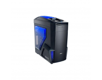 Carcasa Zalman, Middle Tower, Z11 NEO, No PSU, ATX/mATX, vent incluse:fata 1*120mm, tavan 1*120mm, lateral