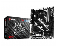 Placa de baza MSI Socket LGA1151, Z270 KRAIT GAMING, Intel Z270 Chipset, 4*DDR4, 3800(OC)/ 3600(OC)/