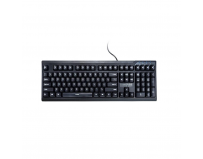 Tastatura Zalman ZM-K650WP, cu fir, PS/2 (adaptor USB inclus), cablu 1.7 m, material ABS, waterproof,