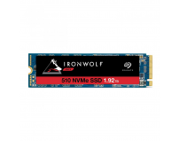SG SSD 1.92TB M2 NVME IRONWOLF 510, R/W: 3150/850 mb/s, Noencryption