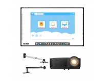 Pachet Interactiv EDU Basic Light InFocus ST 87"