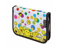 Penar Echipat 19 Piese Smileyworld Rainbow Faces, Herlitz