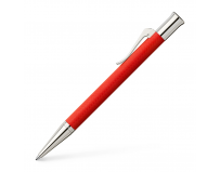 Pix Guilloche India Red Graf Von Faber-Castell