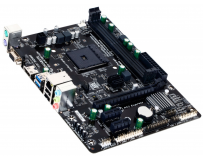 Placa de baza gigabyte am1m-s2h, socket am1, matx