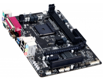 Placa de baza gigabyte am1m-s2p, socket am1, matx