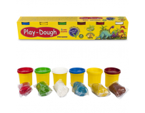 Platilina Play-Dough Mare 6/set