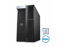 Precision 7920 Tower, Intel Xeon Silver 4114 2.2GHz, 3.0GHz Turbo, 10C, 9.6GT/s 2UPI, 14MB Cache, HT