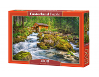 Puzzle 1500 piese Watermill