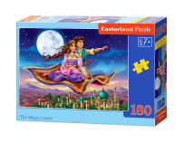 Puzzle 180 piese The Magic Carpet