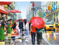 Puzzle 2000 piese New York Cafe 200542
