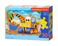Puzzle 30 piese Yellow Digger