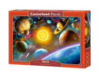 Puzzle 500 piese Outer Space