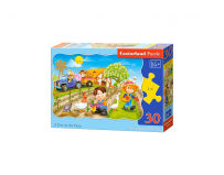Puzzle A day on the Farm 30 piese - Casatorland