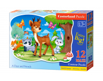 Puzzle A Deer and Friends