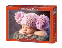 Puzzle Cald si bine, 500 piese Castorland