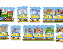 Puzzle educational 21 piese Castorland