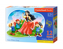 Puzzle Snow White's Song