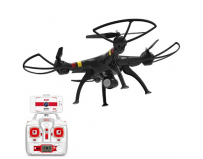 Quadcopter explorers wifi fpv cu camera video hd negru
