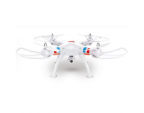 Quadcopter x8c cu camera video hd alb