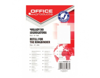 Rezerva A5 pentru caiet mecanic, 50 file/top, Office Products - matematica