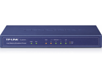"Router 10/100mbps 1x wan, 1x lan, 3x wan/lan tp-link tl-r480t+ - medium business, rack 13"" 1u"
