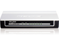 Router 10/100mbps 1x wan, 8x lan tp-link tl-r860 - advanced firewall