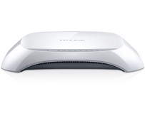 Router wireless n 300mbps, 2t2r, antena interna, tp-link tl-wr840n