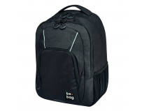 Rucsac Be.Bag, Model Be.Simple, Motiv Digital Black + Stilou Gratis