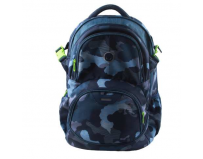 RUCSAC COSMO 43X29X22 MOTIV CAMOUFLAGE BLUE