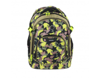 RUCSAC COSMO 43X29X22 MOTIV CAMOUFLAGE GREEN
