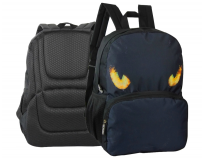 Rucsac cu 2 compartimente, Eyes of the wild Pantera, Herlitz
