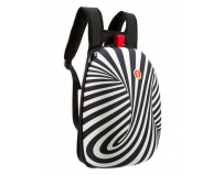 Rucsac ZIP-IT Shell - zebra