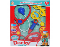 Set Doctor mic in cutie