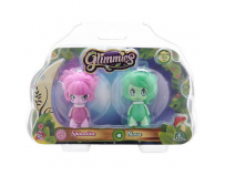 Set figurine Glimmies - Spinosita si Nova
