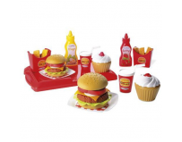 Set hamburger