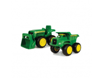 SET JD TRACTOR SI CAMION ARA TOYS