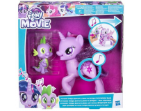 Set My Little Pony Princess Twilight Sparkle si Dragonul Spike