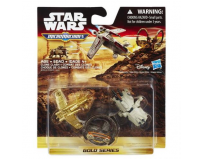 Set Star Wars Micromachines - Clone Clash